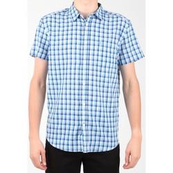 Textil Homem Camisas mangas curtas Wrangler S/S 1 PKT Shirt W5860LIRQ Multicolor