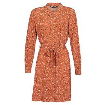 Textil Mulher Vestidos curtos Vero Moda VMTOKA Ferrugem