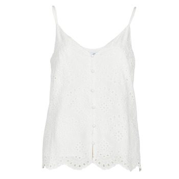 Textil Mulher Tops / Blusas Betty London MINDO Branco