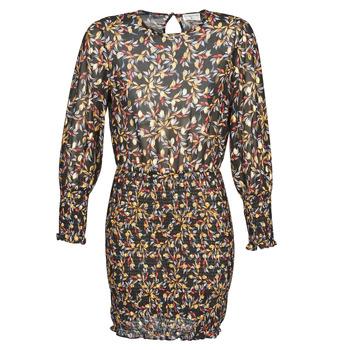 Textil Mulher Vestidos curtos Moony Mood FOUTILA Preto