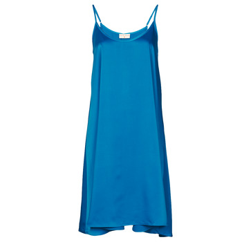 Textil Mulher Vestidos curtos Moony Mood MOLETTE Azul
