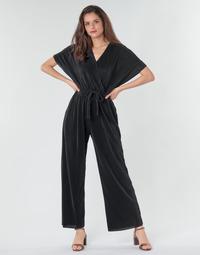 Textil Mulher Macacões/ Jardineiras Moony Mood CLOKES Preto