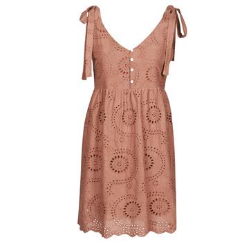 Textil Mulher Vestidos curtos Betty London MOLINE Rosa