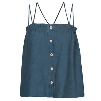 Textil Mulher Tops / Blusas Betty London MOUDANE Marinho