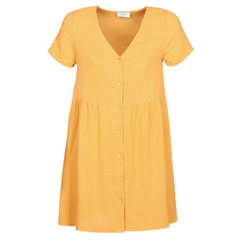 Textil Mulher Vestidos curtos Betty London MARDI Amarelo
