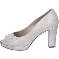 Sapatos Mulher Escarpim Lady Soft BP511 Bege