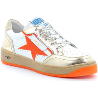 Sapatos Mulher Sapatilhas Semerdjian ARTO Blanc