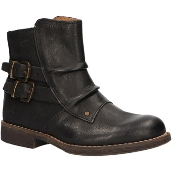 Sapatos Criança Botas baixas Kickers 572701-30 SMATCHY Negro