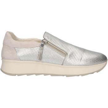 Sapatos Homem Slip on Geox U924GC 02214 U RENAN Gris