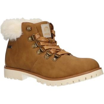 Sapatos Rapariga Botas de neve MTNG 47877 Marr?n