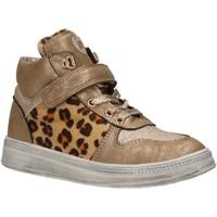 Sapatos Rapariga Botas baixas MTNG 47875 Gold