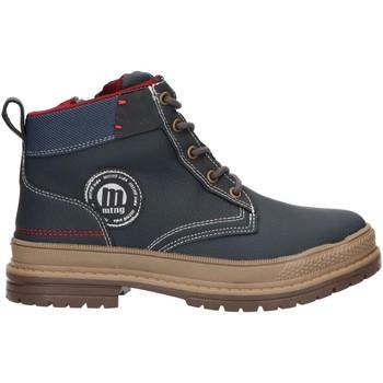 Sapatos Criança Botas baixas MTNG 47906 Azul