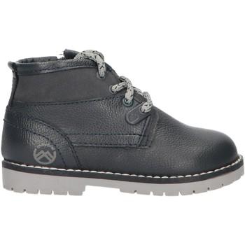 Sapatos Criança Sapatilhas de cano-alto Mayoral 42062 Azul