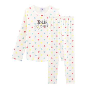 Textil Rapariga Pijamas / Camisas de dormir Petit Bateau FIONA Multicolor
