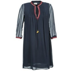 Textil Mulher Vestidos curtos Stella Forest STALOU Azul