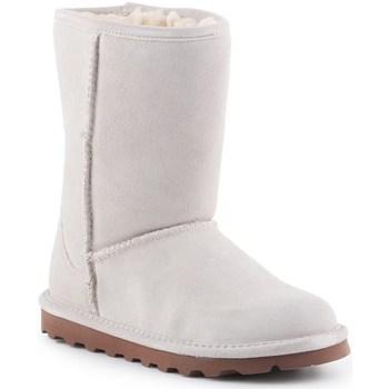 Sapatos Mulher Botas de neve Bearpaw Elle Cor bege