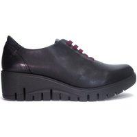 Sapatos Mulher Sapatos Fluchos Zapatos  F0698 Negro Preto