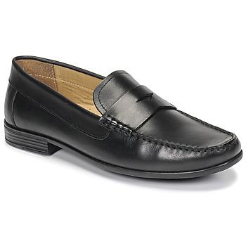 Sapatos Homem Mocassins André OFFICE Preto