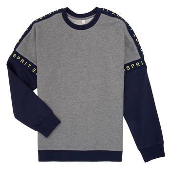 Textil Rapariga Sweats Esprit ELISEE Cinza