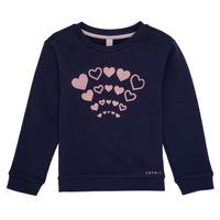 Textil Rapariga Sweats Esprit ESTER Marinho