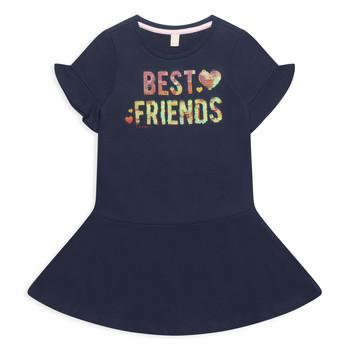 Textil Rapariga Vestidos curtos Esprit EDINA Marinho