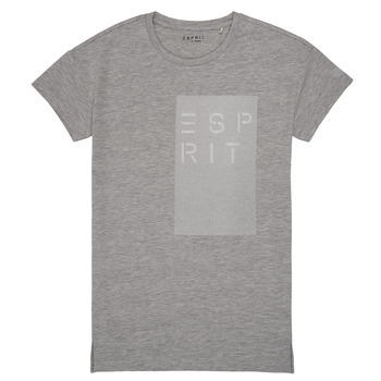 Textil Rapariga T-Shirt mangas curtas Esprit EVELYNE Cinza