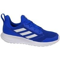 Sapatos Rapaz Sapatilhas de corrida adidas Originals Altarun K Azul