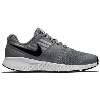 Sapatos Criança Sapatilhas de corrida Nike Star Runner GS Cinzento