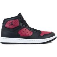 Sapatos Homem Sapatilhas de basquetebol Nike Jordan Access Preto,Vermelho