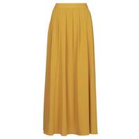 Textil Mulher Saias Betty London MERCI Amarelo