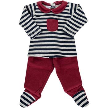 Textil Criança Conjunto Babidu Conjunto 2 piezas Multicolor
