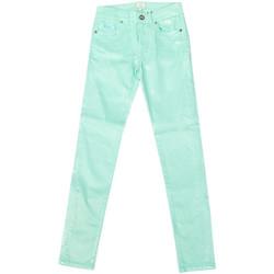 Textil Mulher Calças Jeans La Martina Pantalón Stretch Verde
