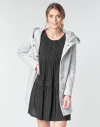 Textil Mulher Casacos Moony Mood ADELINE Cinza / Claro