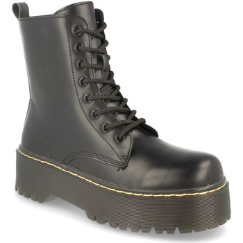 Sapatos Mulher Botas baixas Lala 2AD-9362 Negro