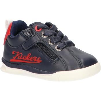 Sapatos Criança Sapatilhas Kickers 597374-10 CHICAGO BB Azul