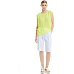 Textil Mulher Tops / Blusas Kocca Blusa Gaelen Amarelo