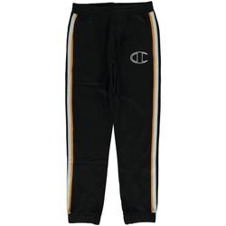 Textil Rapaz Calças de treino Champion - Pantalone nero 305060-KK004 NERO