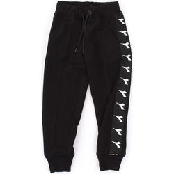 Textil Rapaz Calças de treino Diadora - Pantalone nero 021345-110 NERO