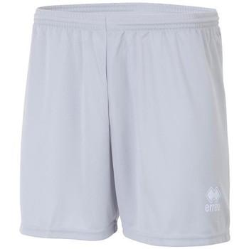 Textil Shorts / Bermudas Errea Short  New Skin gris