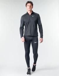 Textil Homem Collants Nike M NP TGHT Preto / Branco