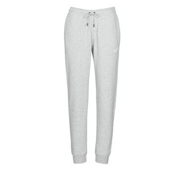 Textil Mulher Calças de treino Nike W NSW ESSNTL PANT REG FLC Cinza / Branco