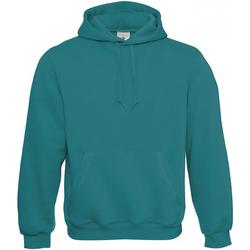 Textil Homem Sweats B And C WU620 Diva Blue