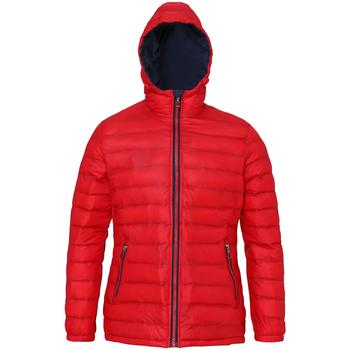 Textil Mulher Quispos 2786 TS16F Vermelho/Navio