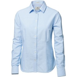 Textil Mulher camisas Nimbus Rochester Azul claro