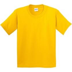 Textil Criança T-Shirt mangas curtas Gildan 64000B Daisy