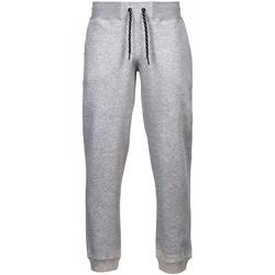 Textil Homem Calças de treino Tee Jays TJ5425 Heather Grey