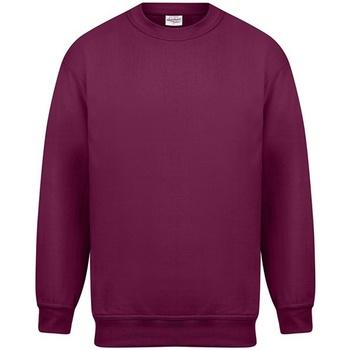 Textil Homem Sweats Absolute Apparel Magnum Borgonha