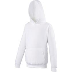 Textil Criança Sweats Awdis JH01J Branco Ártico