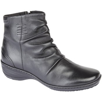 Sapatos Mulher Botas baixas Mod Comfys Mid Stitch Preto