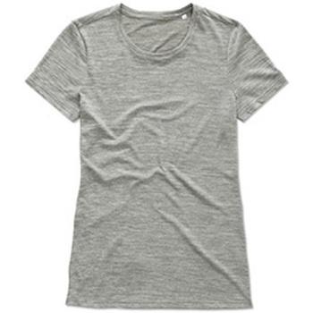 Textil Mulher T-Shirt mangas curtas Stedman  Heather Grey